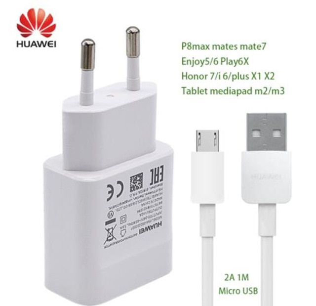 honor 8x charger Original HUAWEI Quick fast charge micro usb cable ...