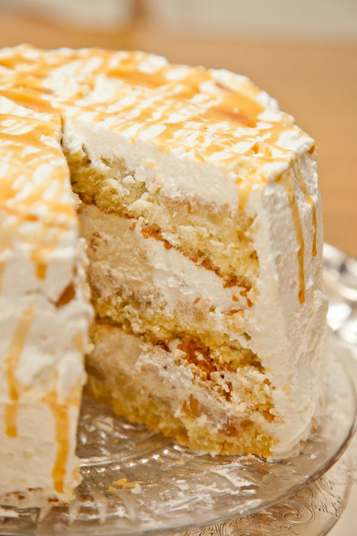 Check out Pear Ginger Cake (with Whipped Cream Frosting ...