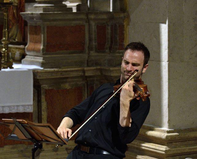 Violinista Stefan Milenković: Muzika kao ljubav i strast