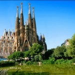 Spain - romantic, lively, historic, and sophisticated. The first place my husband and I traveled to when we were dating.