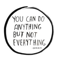 You can do anything, but not everything | Free Desktop Download