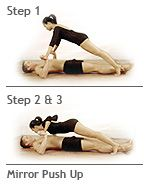 6 Steamy Exercises for Couples