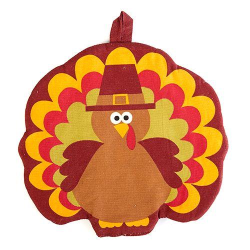 Thankful Turkey Potholder