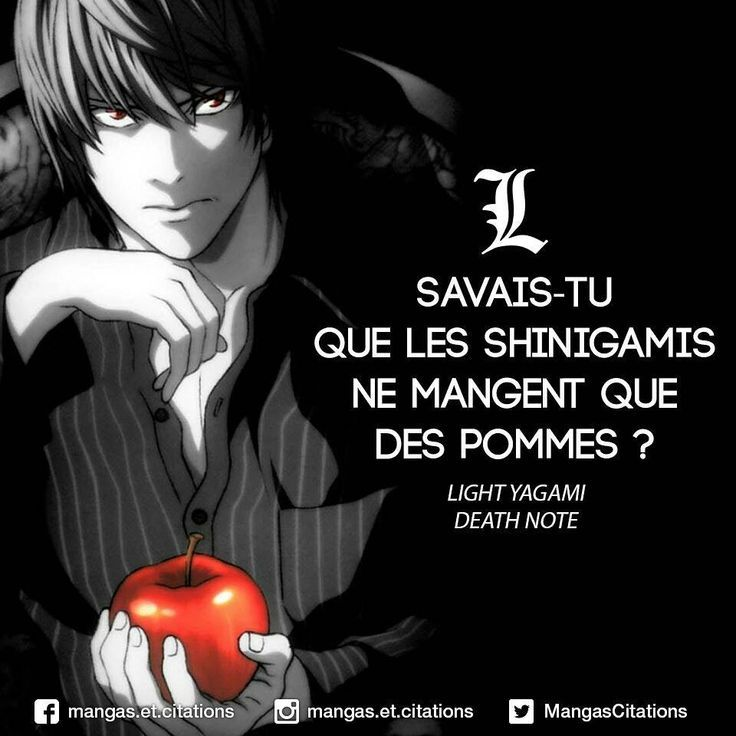 Pin On Death Note