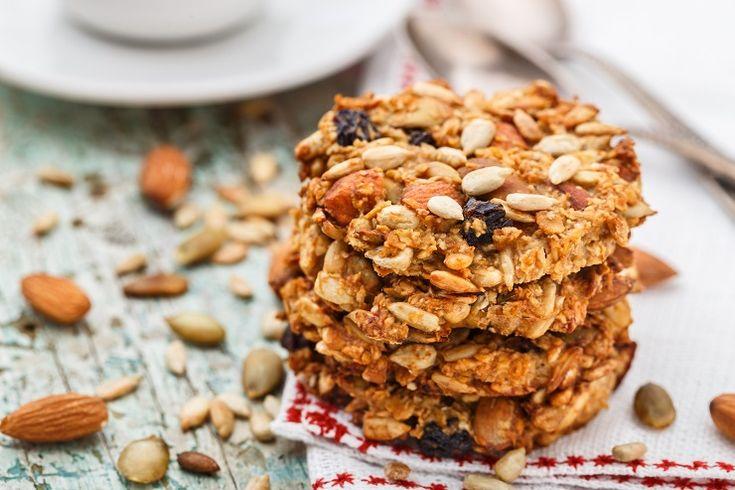 Dietetyczne ciasteczka owsiane z bananem • Lista przepisów • DietMap