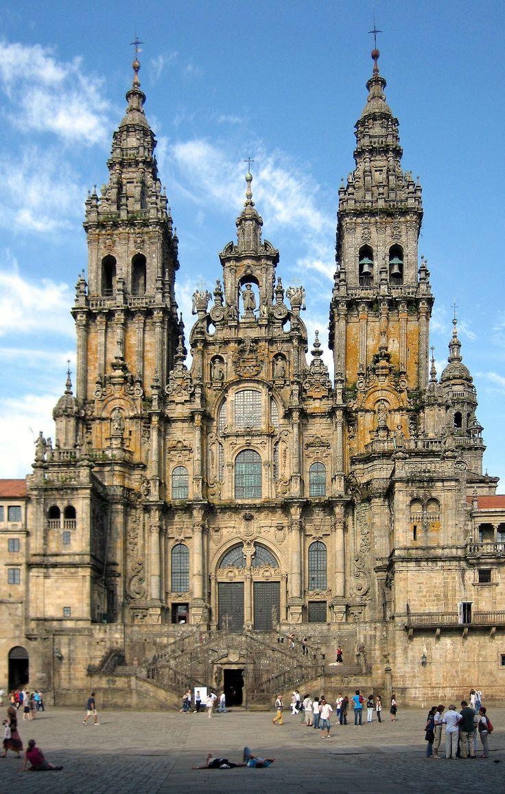 Santiago de Compostela. El final del Camino.
