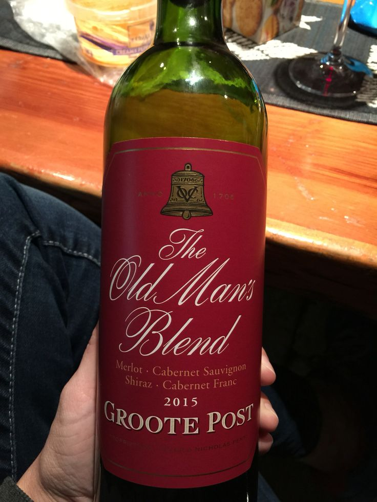 Groote Post, Blend, 2015, Darling, WC, South Africa