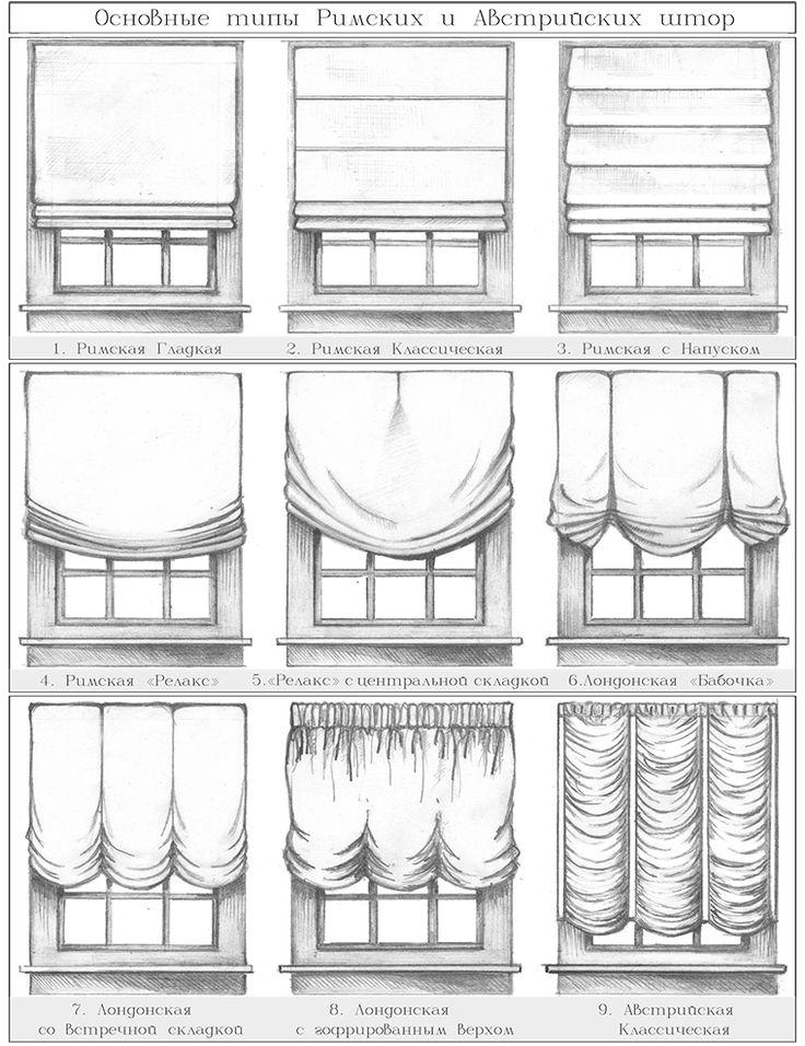 Римские шторы цена, фото. Купить, установить жалюзи на окна. Интернет магазин Жалюзи-сервис.
