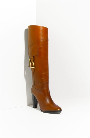Ralph Lauren riding boots. Get.  In.  My.  Closet.  Now.