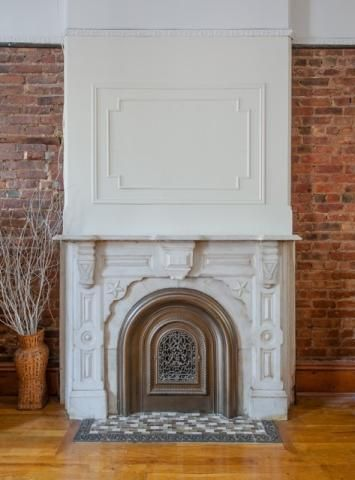 68 best FIREPLACES - BKNY Brownstone, Townhouse images on ...