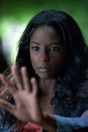 Q: True Blood Star Rutina Wesley on Taras Vampire TransformationIts basically creating a new character, but also making sure you dont lose the essence of what youve already started