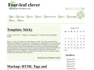 WordPress用のテーマを作成しました。よかったら使ってみてください。
