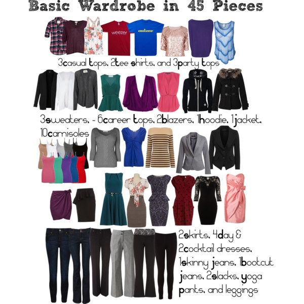 Best 25+ Basic wardrobe essentials ideas on Pinterest ...