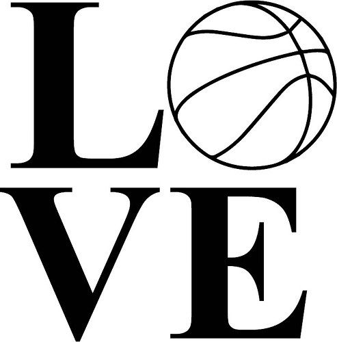 Love Basketball The Craft Chop Svgs The Craft Chop