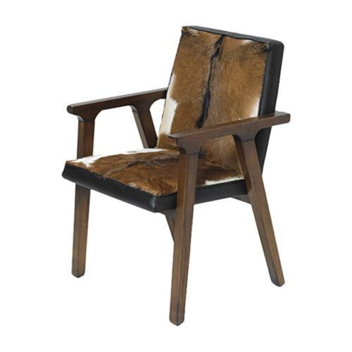 Algiers Leather Arm Chair