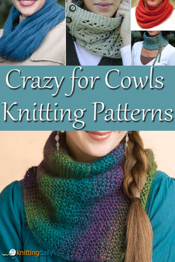 95 best knit cowl patterns images on pinterest crochet hood free knitting patterns you have to knit bankloansurffo Choice Image