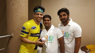 Frooti Box Cricket League - Himanshoo Malhotra