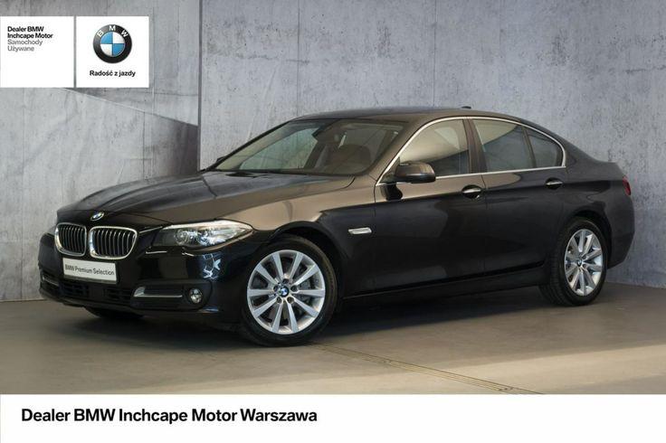 BMW 525 - BMW 525d xDrive | Head-Up! | Soft Close! | Dost. komf! | Szkl. dach! |