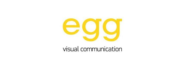 Logo design for our company Egg Visual Communication / www.egg.com.gr