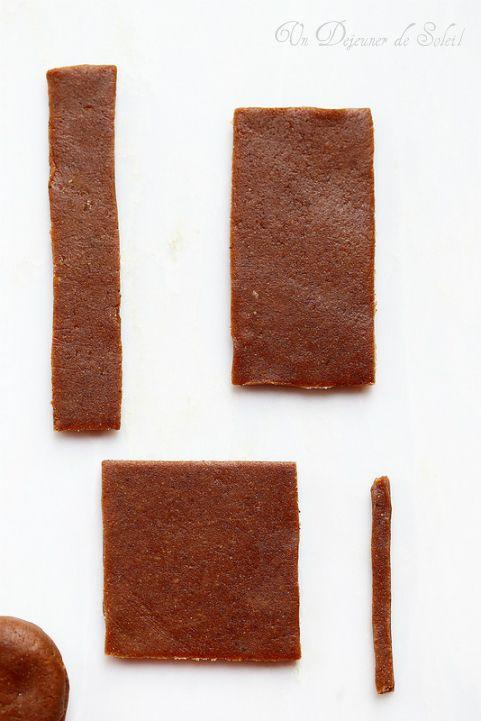 Pâtee Sucrée au chocolat