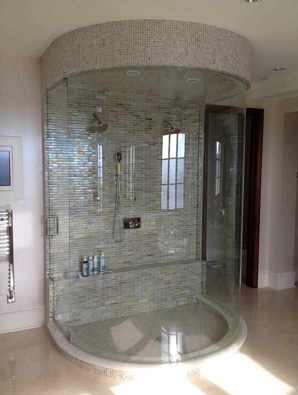 117 Best Frameless Gl Shower Doors Images On Pinterest Bathroom Restroom Decoration And Half Bathrooms