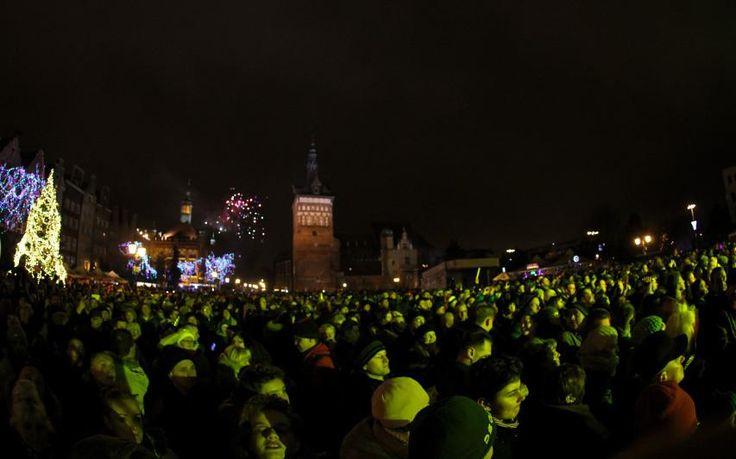#Sylwester #NewYear #NowyRok @ #Gdansk, #ilovegdn #concert #music #TargWeglowy #people #citizens
