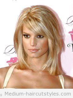 Medium-Haircuts 2014 - Medium Hairstyles for Fine Hair – Medium Haircuts Hairstyles 2014