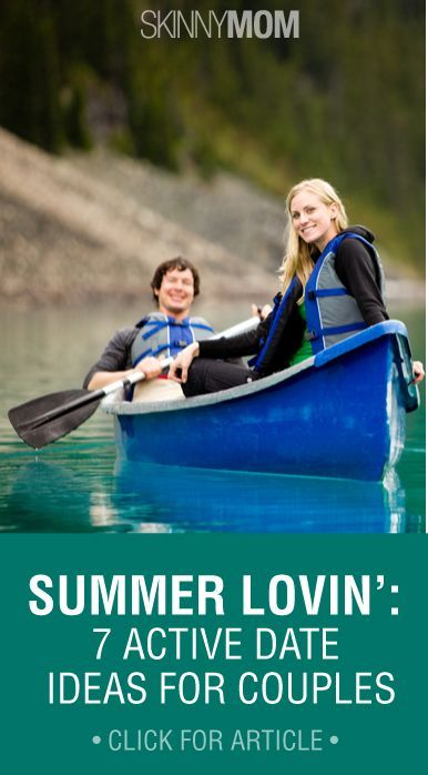 Stay active this summer! Here are 7 Summer Active Date Ideas!