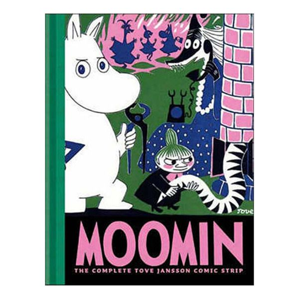 In the second volume of Tove Jansson's humorous yet melancholic Moomin comic strip, we get four new stories about jealousy, competition, childrearing, and self-reinvention. The Moomins try to hibernate in the fashion of their ancestors but insomnia places them smack dab into a winter carnival with the winter-sports loving Mr. Brisk. The fickle and eternally lovestruck Mymble and Snorkmaiden find themselves in competition over a thrilling new man. Moomin Mamma meets her new neighbor, the ...