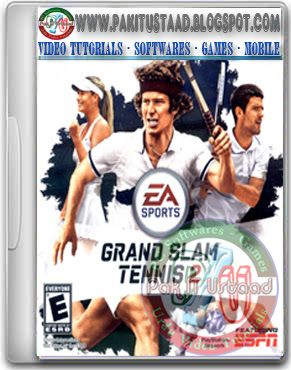 Grand Slam Tennis 2 Cover