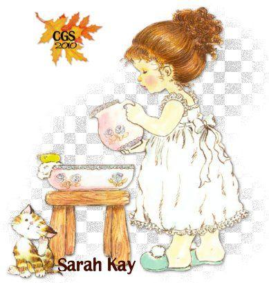 Sarah Kay illustration