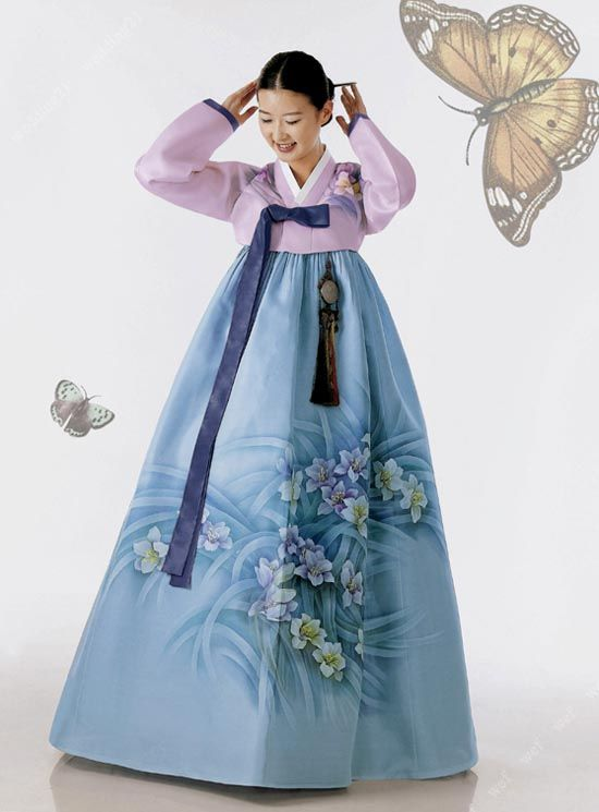 Hanami: Hanbok Feature