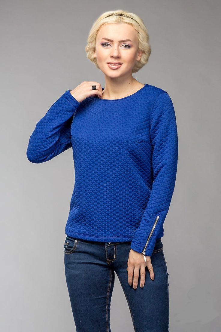 Модный женский свитшот в интернет магазине Шемарт