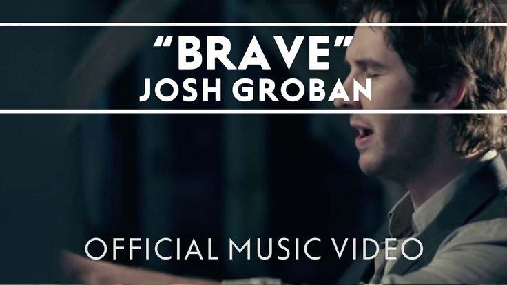 "Josh Groban - Brave [Official Music Video] - Josh Groban's new album ""All That Echoes"" - https://www.youtube.com/watch?v=McdMwOV0y6c&list=PLY2WnIaqPW94LgxAJ2tBYWag3pP2UcbF1"