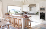 Black Barn - Rush Cottage Kitchen