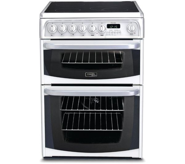 Buy CANNON CH60EKWS Electric Ceramic Cooker - White | Free Delivery | Currys