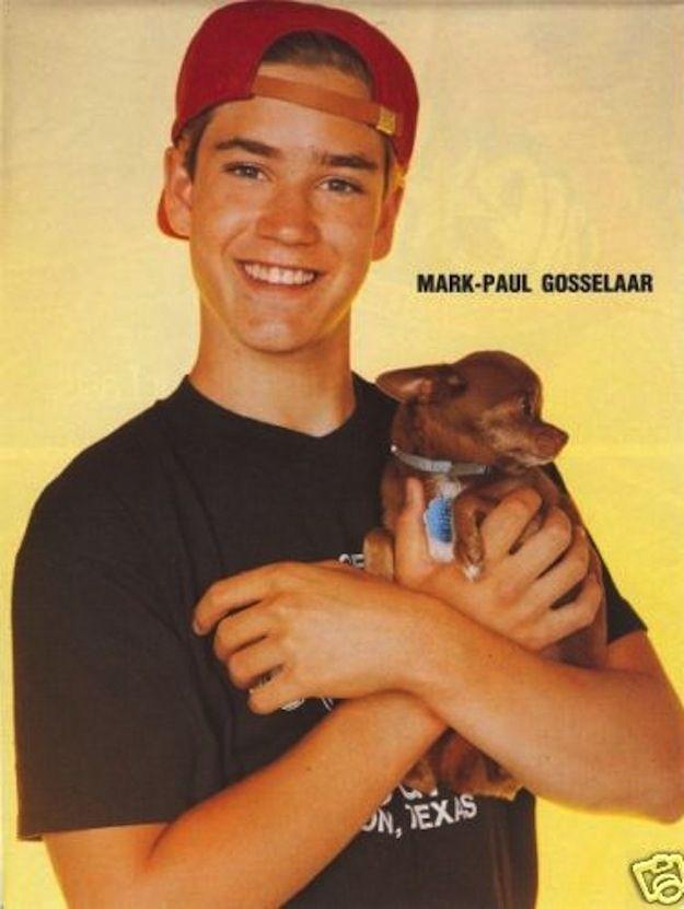 Mark Paul Gosselaar: Champion Of '90s Style
