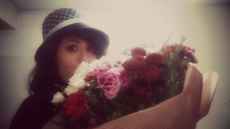 OMG! From where this #BigBouquet came???