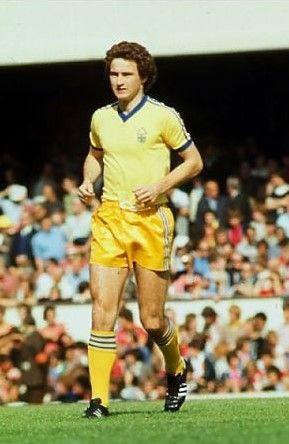 Martin O'Neill Nottingham Forest 1977