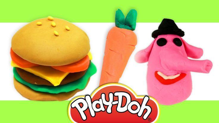 Play Doh Stop Motion Animation Ideen Und Uberraschungen Fur Kinder