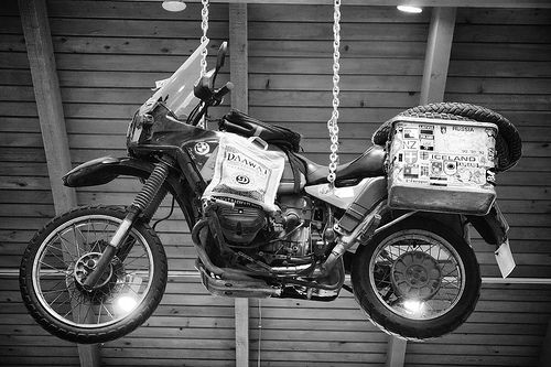 a bmw gs that went round the world, ride west bmw motorcycles