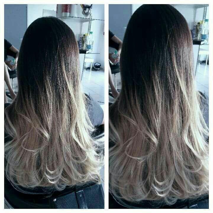 💇 #you#me#jerseygirl #californiana#bumbleandbumble #ombre #platinum #inspiredbyb3  #style #salon #diva #njbesthair #hairstyle #hair #kerastase #look #love #shannondidmyhair #schwarzkopf  #color #nycsalon #naturallooking #brazilianblowout#summer  #mechas3D #editorial#housecall  #transformaçao#me #loreal#blondehair