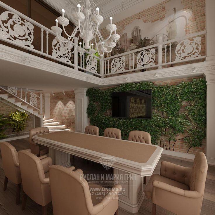 Интерьер офиса в Москве | Подробнее: http://www.line-mg.ru/office/