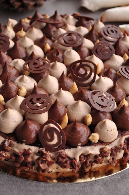 Les Chtis Gâteaux d'Hervé: Fantastik Chocomélia                                                                                                                                                                                 Plus