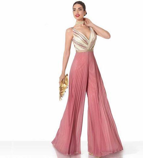 buy popular 01984 3b3dd Abiti da cerimonia con pantaloni 2019: i più belli ...