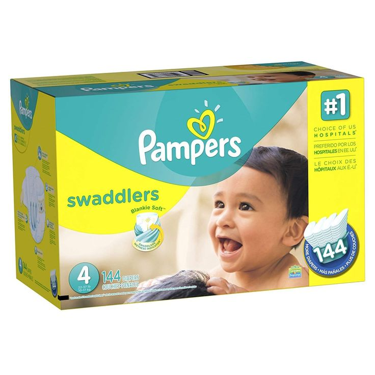 Amazon Pampers Swaddlers Diapers Size 4 144 Count $18.18 AC & SS #LavaHot http://www.lavahotdeals.com/us/cheap/amazon-pampers-swaddlers-diapers-size-4-144-count/186196?utm_source=pinterest&utm_medium=rss&utm_campaign=at_lavahotdealsus