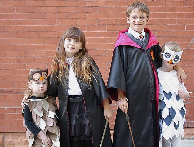 @Lauren Davison Arnold perfect!! Harry Potter costumes