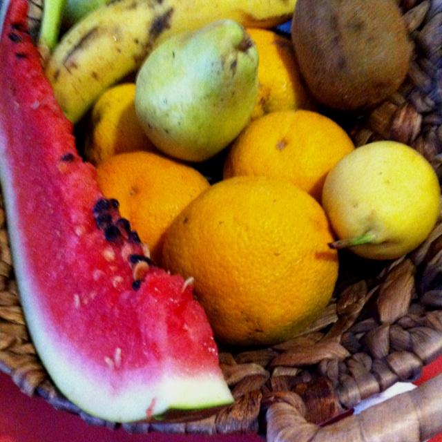 Fruit ;-)