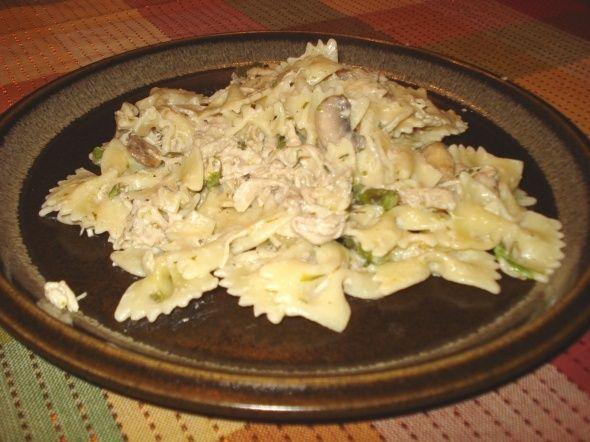Jerk sausage pasta recipe