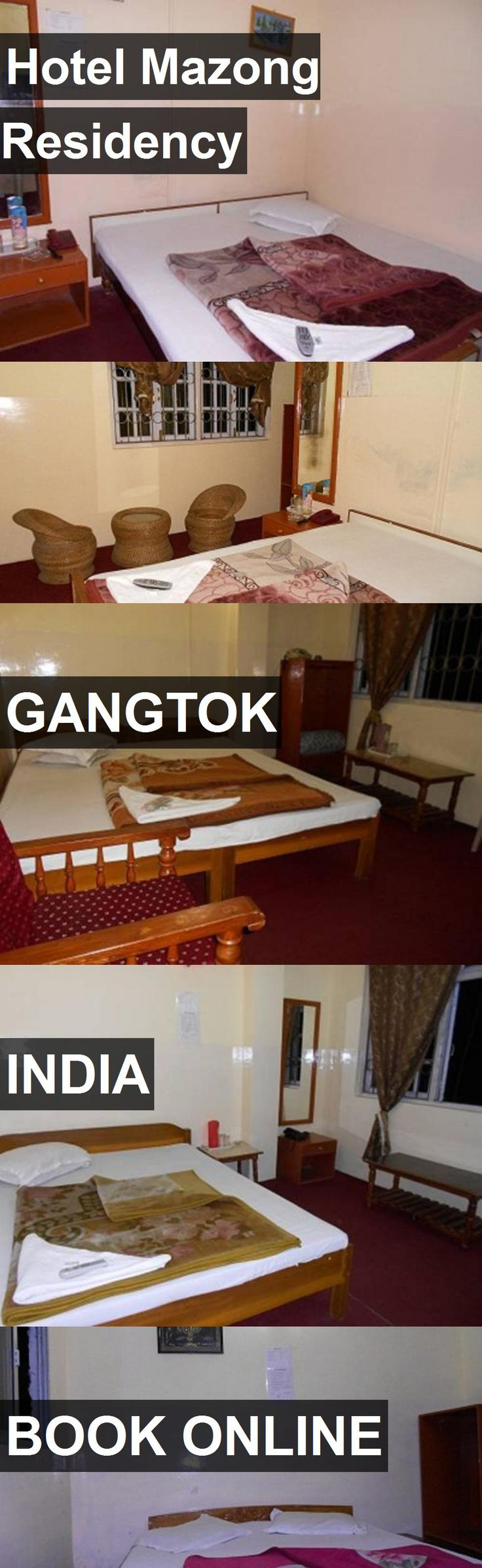 Hotel Mazong Residency in Gangtok, India. For more information, photos, reviews and best prices please follow the link. #India #Gangtok #travel #vacation #hotel